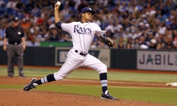 Chris Archer: Cy Young and MVP candidate