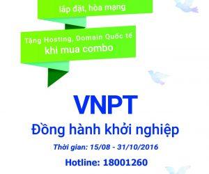 Ưu đãi đặc biệt của VNPT cho các doanh nghiệp