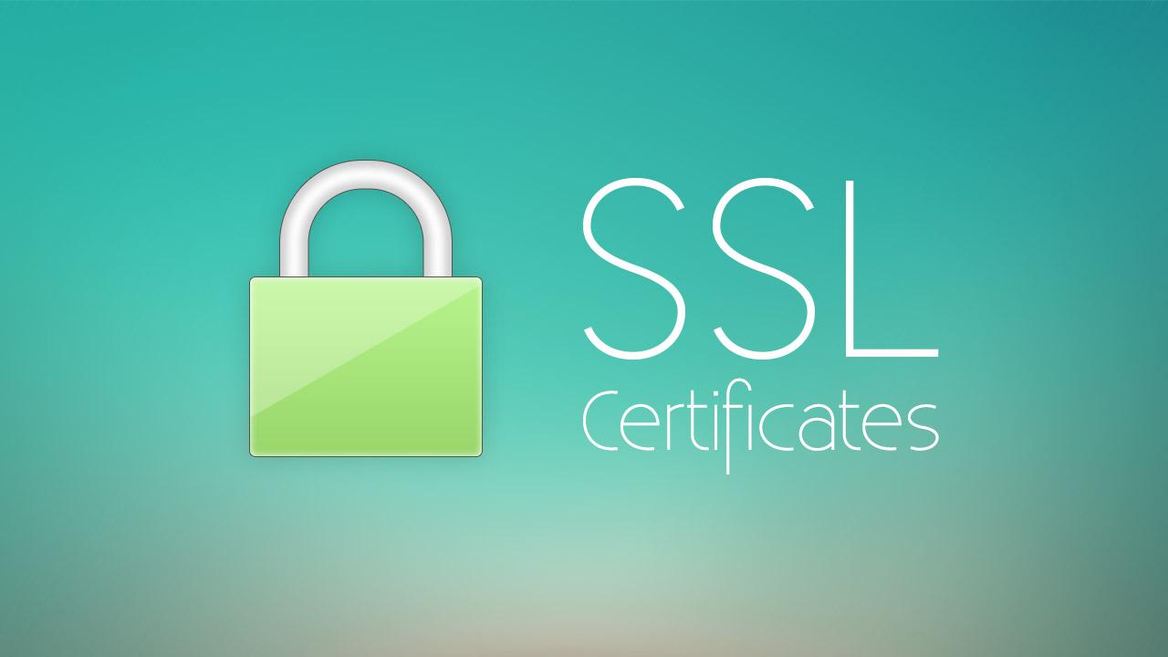 Hướng dẫn sử dụng SSL Certificate của bên thứ 3
