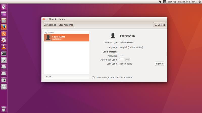 Làm thế nào để tạo và xóa người dùng trên Ubuntu 16.04?