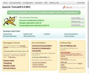Hướng dẫn cài đặt Tomcat 9 trên Debian 9