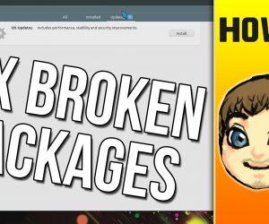 Hướng dẫn sửa lỗi broken packages trên Ubuntu  16.04 và Debian 9
