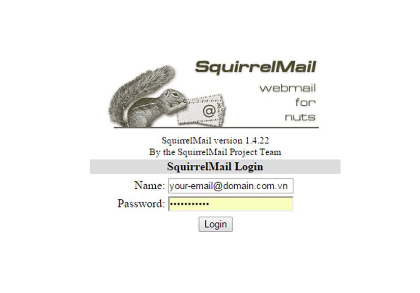 Hướng dẫn cài đặt SquirrelMail trên CentOS7