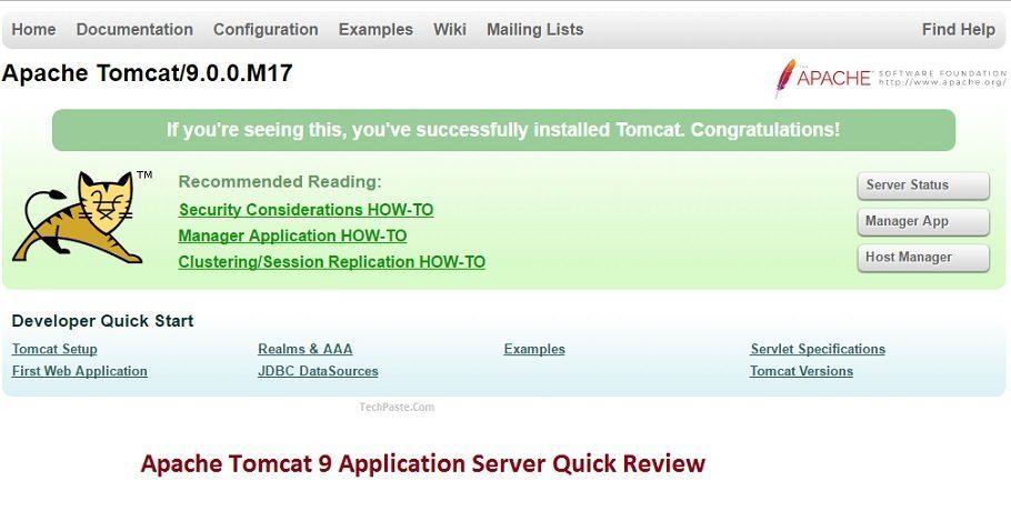 Hướng dẫn cài đặt Tomcat 9 trên VPS Ubuntu 16.04