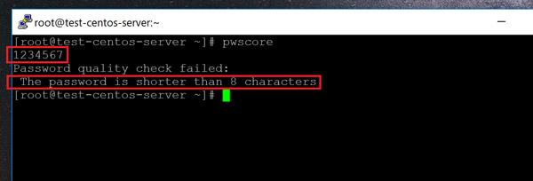 Hướng dẫn cách chỉnh sửa độ dài mật khẩu tối thiểu trên Linux
