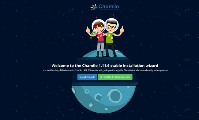 Hướng dẫn cài đặt Chamilo trên VPS Ubuntu 16.04