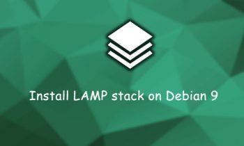Hướng dẫn cách cài  LAMP (Linux, Apache, MySQL, PHP) trên Debian 9