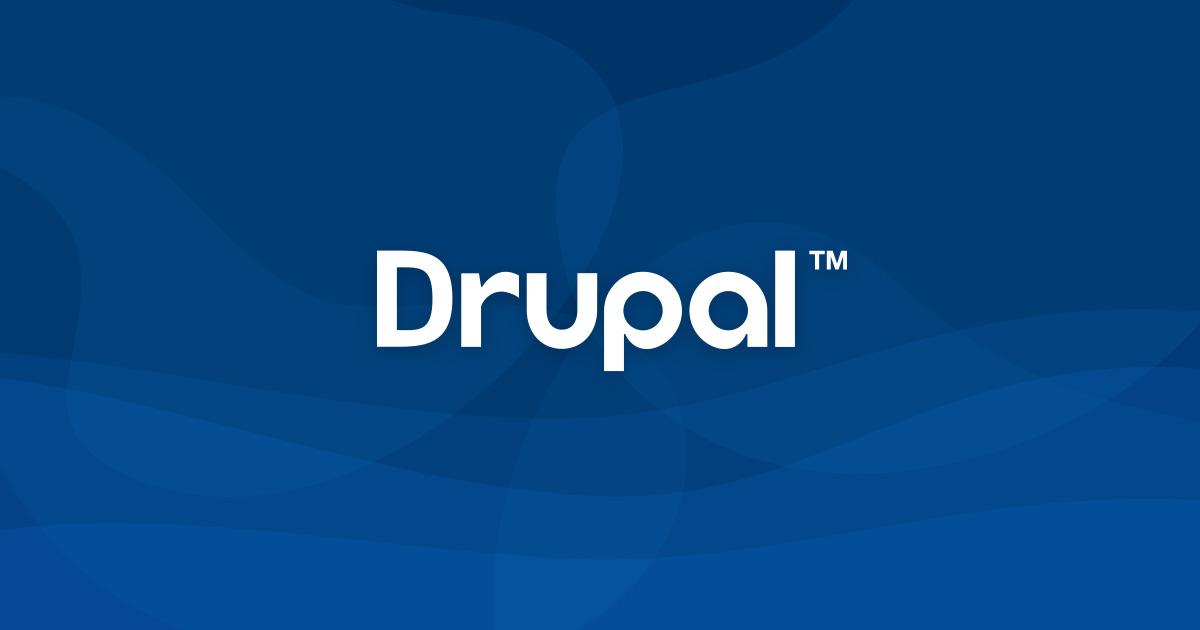 Hướng dẫn cài đặt Drupal trênVPS Ubuntu 18.04