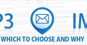 Sự khác biệt giữa IMAP và POP3: Khám phá tất cả sự khác biệt giữa hai giao thức email